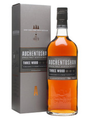 Auchentoshan Three Wood Single Malt Scotch Whisky [700ml]