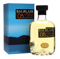 Balblair 2005 Highland Single Malt Scotch Whisky [700ml]