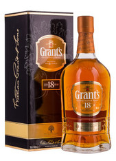 Grant's Blended Scotch Whisky 18 Year Old [700ml]