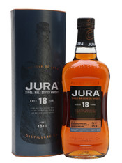 Jura Single Malt Scotch Whisky 18 Year Old [700ml]