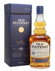 Old Pulteney Single Malt Scotch Whisky 18 Year Old [700ml]