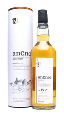 Ancnoc Highland Single Malt Scotch Whisky 12 Year Old [700ml]