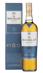 Macallan Fine Oak Highland Single Malt Scotch Whisky 12 Years Old [700ml]