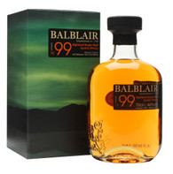 Balblair 1999 Highland Single Malt Scotch Whisky [700ml]