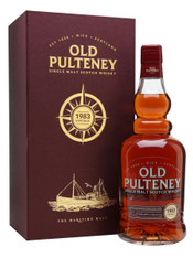 Old Pulteney Single Malt Scotch Whisky 1983 [700ml]