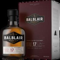 Balblair Highland Single Malt Scotch Whisky 17 Year Old [700ml]
