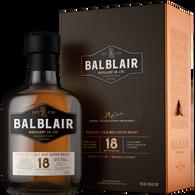 Balblair Highland Single Malt Scotch Whisky 18 Year Old [700ml]