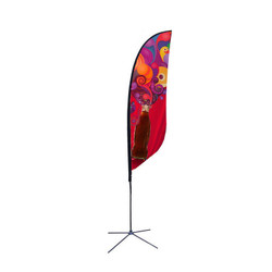 10ft. Best Feather Ad Flag Outdoor Banner