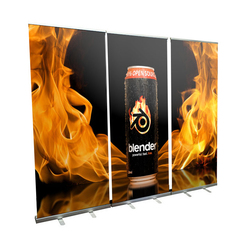 10ft. Instant Banner Stand Wall (Econo)