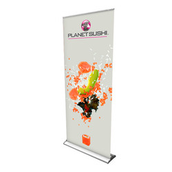 "36"" Edge Retractable Banner Stand"
