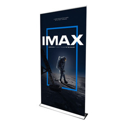 "48"" Edge Retractable Banner Stand"