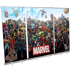 10ft. Instant Banner Stand Wall (Standard)