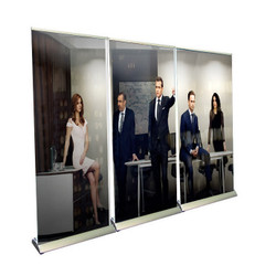 10ft. Instant Banner Stand Wall (Pro)