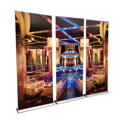 10ft. Instant Banner Stand Wall (Elite)