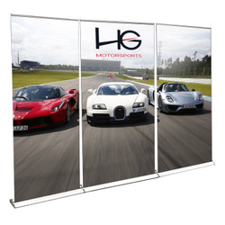 10ft. Instant Banner Stand Wall (Ultra)