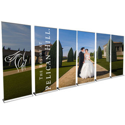 20ft. Instant Banner Stand Wall (Elite)