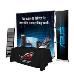 BoothPOP! Complete Trade Show Pro Booth Package (C)