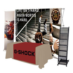 BoothPOP! Complete Trade Show Pro Booth Package (D)