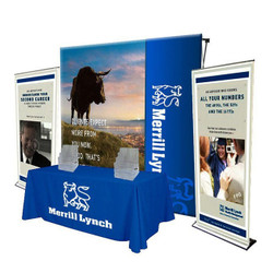 BoothPOP! Complete Trade Show Pro Booth Package (E)