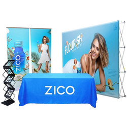 BoothPOP! Complete Trade Show Elite Booth Package (B)