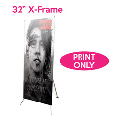 "Replacement BS32X Print (32""x72"")"