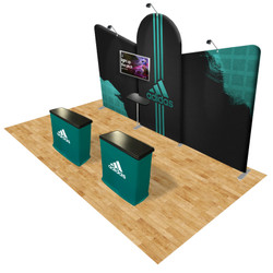 Connect 20x10 Trade Show Booth Kit (C)