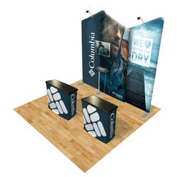 Connect 10x10 Trade Show Booth Kit (G)