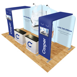 Connect 20x10 Trade Show Booth Kit (H)
