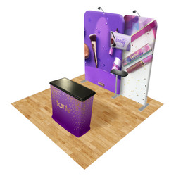 Connect 10x10 Trade Show Booth Kit (A)