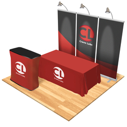 Rapid Trade Show Booth Display Package (A)