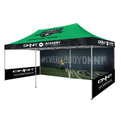 20ft. Best Custom Full Color Event Tents