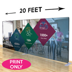 "Replacement POP20S Print (230"" x 88.5"")"
