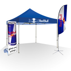 Boothfest Outdoor Trade Show Booth Package (B)