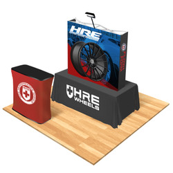 Rapid Trade Show Booth Display Package (C)