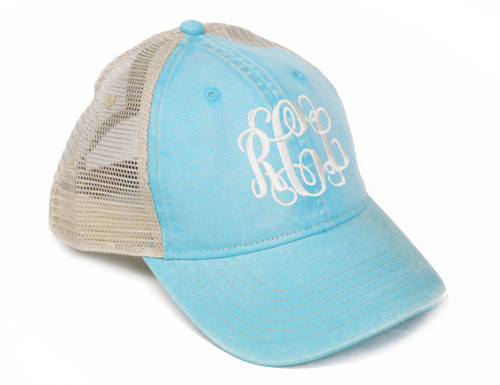 ca7e6c71b Comfort Color Trucker Cap