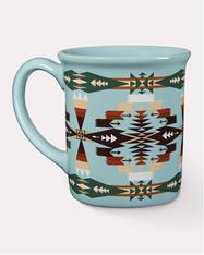 Tucson Aqua Mug