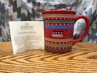 Grateful Nation Pendleton Mug