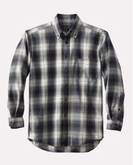 Sir Pendleton- Slate Black Ombre Shirt by Pendlton