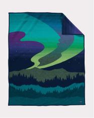 Northern Lights Blanket Robe by Pendleton