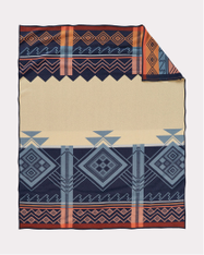 The Peaceful Ones Blanket Robe by Pendleton