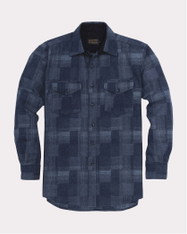 Boro Blue Thomas Kay Shirt by Pendleton
