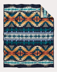 Night Dance Blanket Robe by Pendleton