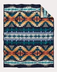 Night Dance Blanket Robe by Pendleton