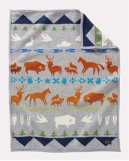 Shared Paths Muchacho Blanket by Pendleton