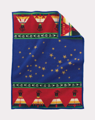 Chief's Road  Muchacho Blanket by Pendleton