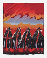 The Rodeo Sisters Blanket  by Pendleton