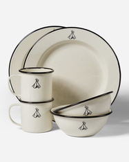 Enamelware Set Of 2