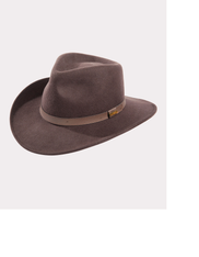 Fall Brown OutBack Hat