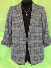Black Combo Jacket