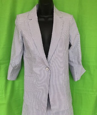 Woven Long Sleeve Jacket
